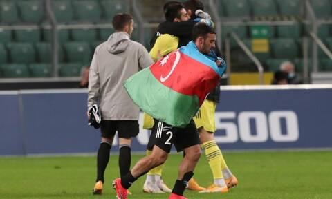 Europa League: Βαριά τιμωρία σε Αζέρο παράγοντα που ζήτησε «θάνατο στους Αρμένιους»