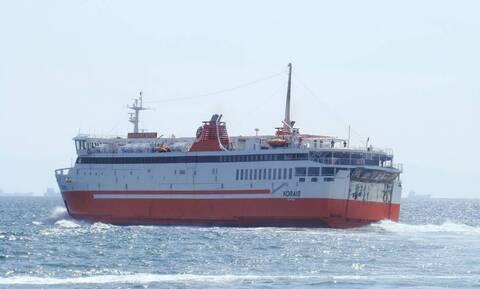 Επιστρέφει στο λιμάνι του Πειραιά το πλοίο «Αδαμάντιος Κοραής»