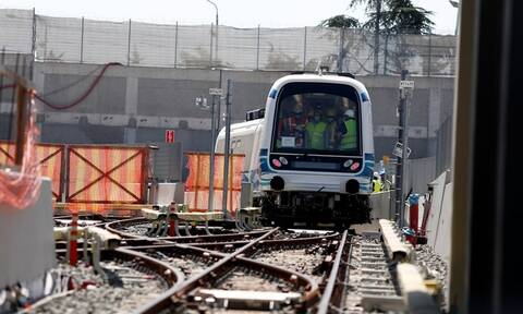 ΣΥΡΙΖΑ: Παραδώσαμε σχεδόν έτοιμο το Μετρό της Θεσσαλονίκης (vid)