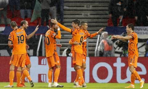 Champions League: «Περίπατο» η Γιουβέντους, αγχώθηκε η Μπαρτσελόνα - Όλα τα γκολ (videos)