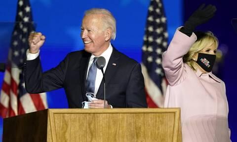 Εκλογές ΗΠΑ 2020 - Αποτελέσματα: Ο Τζο Μπάιντεν εξασφαλίζει 264 εκλέκτορες