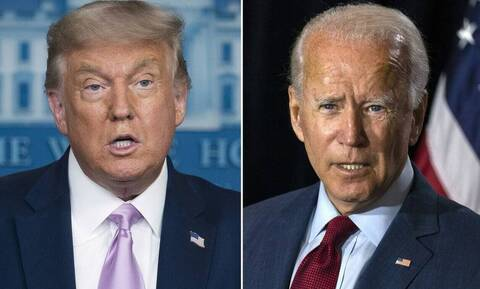 Εκλογές ΗΠΑ 2020: Θρίλερ σε τέσσερις κρίσιμες πολιτείες - Ο Μπάιντεν χρειάζεται έξι εκλέκτορες