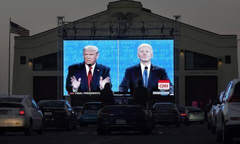Αμερικανικές εκλογές LIVE: Τραμπ ή Μπάιντεν; - Δείτε ΕΔΩ τα αποτελέσματα