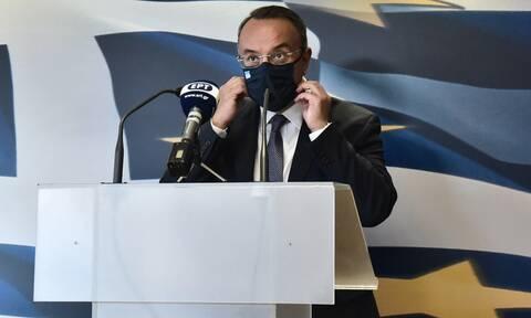 Lockdown - Σταϊκούρας: Αυτά είναι τα 10 μέτρα για την Οικονομία ύψους 3,3 δισ. ευρώ