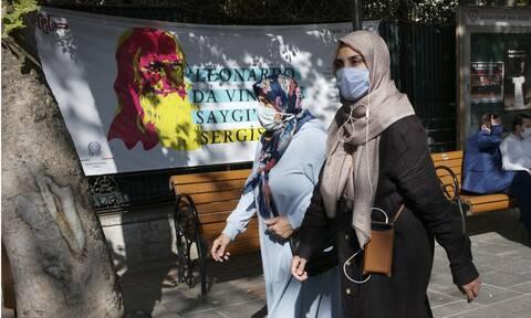 Κορονοϊός: Σάλος στην Τουρκία - Κατηγορίες για απόκρυψη κρουσμάτων και ανεπαρκή μέτρα