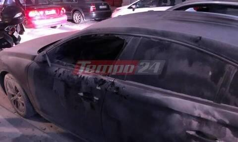 Πάτρα: Άγνωστοι πέταξαν μολότοφ στο αυτοκίνητο του βουλευτή της ΝΔ, Ιάσωνα Φωτήλα