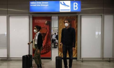 Lockdown – Πτήσεις: Τι ισχύει και τι απαιτείται για τα ταξίδια από και προς την Ελλάδα