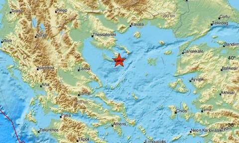 Σεισμός στη Χαλκιδική - Αισθητός σε πολλές περιοχές