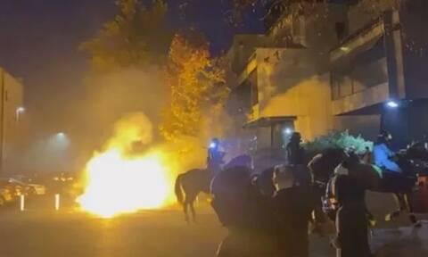 Κορονοϊός στη Σλοβενία: Επεισόδια σε διαδήλωση κατά των περιοριστικών μέτρων