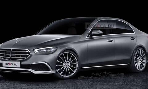 Κάπως έτσι θα είναι η νέα Mercedes C-Class
