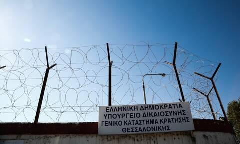 Κορονοϊός: «Βόμβα» διασποράς οι φυλακές Διαβατών - Θετικοί κρατούμενοι και σωφρονιστικοί
