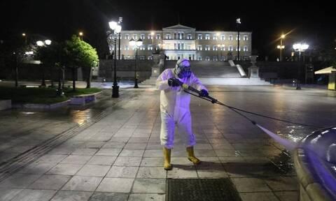 Κορονοϊός: Προειδοποίηση Δερμιτζάκη - «Το lockdown μπορεί να κρατήσει ακόμα και 4 με 5 εβδομάδες»