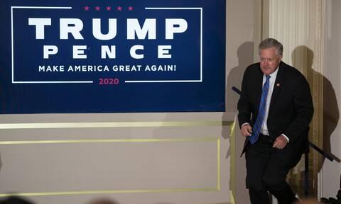 ΗΠΑ: Με κορoνοϊό ο προσωπάρχης του Τραμπ - Δεν φορούσε σχεδόν ποτέ μάσκα