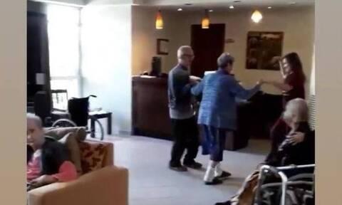 Lockdown - Ρεπορτάζ Newsbomb.gr: Χαμός σε γηροκομείο - Γιορτάζουν με τσάμικα την έναρξη καραντίνας