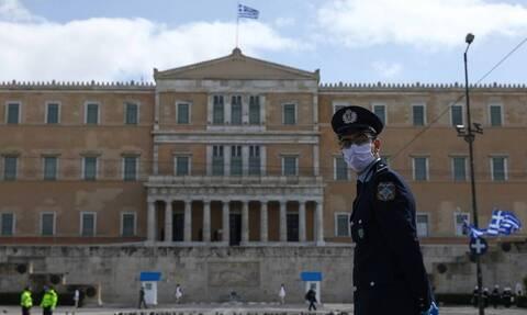 Lockdown: Συναγερμός στην ΕΛ.ΑΣ.! Αρνητές του κορονοϊού καλούν σε συγκέντρωση στο Σύνταγμα