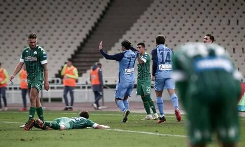 Super League: «Σκότωσε» τον Παναθηναϊκό στο ΟΑΚΑ ο Χριστοδουλόπουλος