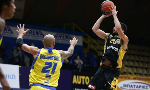 Basket League: Ο Λοτζέσκι έδωσε τη νίκη στην ΑΕΚ κόντρα στο Περιστέρι