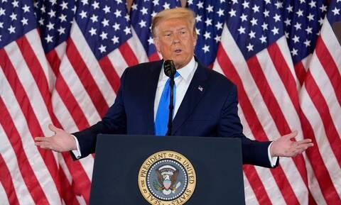 Εκλογές ΗΠΑ: Ο Τραμπ δεν σκοπεύει να παραδεχθεί σύντομα την ήττα του, εκτιμούν σύμβουλοι του