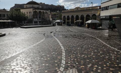 Lockdown: Εφιαλτικό σενάριο για την Ελλάδα - Οι τρεις εβδομάδες ίσως γίνουν 4 μήνες!