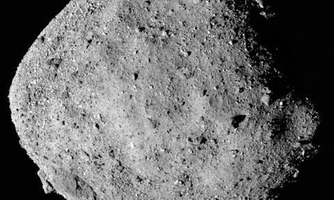 Η στιγμή που το OSIRIS-Rex αγγίζει τον αστεροειδή Μπενού - Απίστευτο βίντεο
