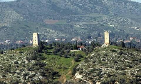 Ήξερες για τους δίδυμους πύργους της Ελλάδας;