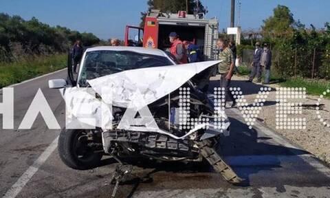 Τραγωδία: Νεκρός σε φρικτό τροχαίο ο Κώστας Μαρίνος (pics)
