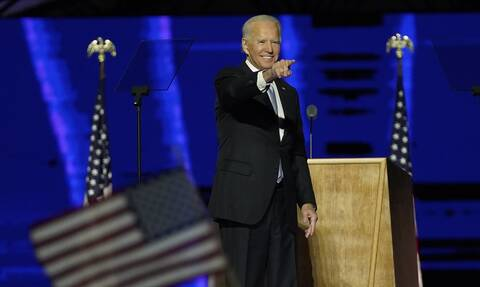 Αμερικανικές Εκλογές 2020: Η συγκινητική φωτογραφία του Μπάιντεν με τα εγγόνια του