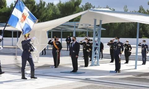 Πολεμική Αεροπορία: Εκδήλωση για τον εορτασμό του προστάτη της Αρχάγγελου Μιχαήλ στο Τατόι