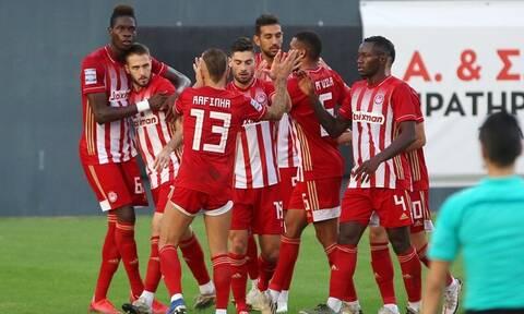 Super League: Σπουδαία νίκη Ολυμπιακού στην Κρήτη, 2-0 τον ΟΦΗ (vid)