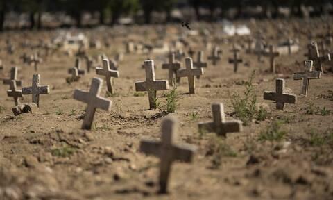 Κορονοϊός στη Βραζιλία: 128 θάνατοι και 10.554 κρούσματα σε 24 ώρες