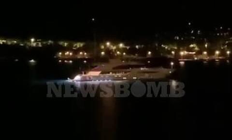 Καμία ελπίδα: Lockdown… με κορονοπάρτι σε γιοτ ανοιχτά της Βουλιαγμένης (video)