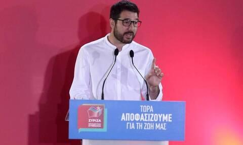 Ηλιόπουλος: Πρώτη μέρα τηλεκπαίδευσης και τα πάντα έχουν καταρρεύσει