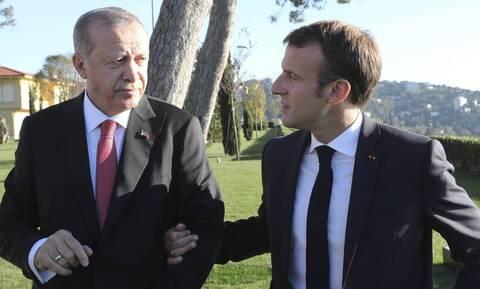 Γαλλικά MME: Την διακοπή της τελωνειακής ένωσης ΕΕ - Τουρκίας θα προτείνει ο Μακρόν