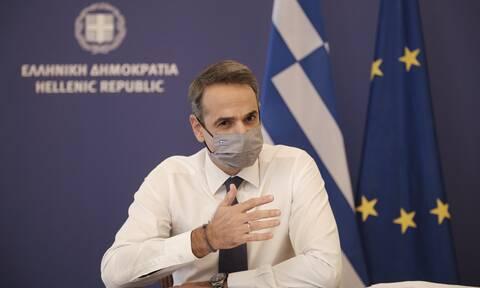 Μητσοτάκης: Η Ελλάδα θα βγει κερδισμένη από την πανδημία- Οι πράξεις της Τουρκίας θα έχουν συνέπειες