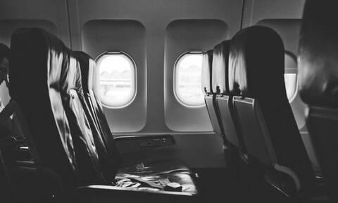 Χαμός σε πτήση από Κύπρο: Δείτε τι έκανε όταν του είπαν να βάλει μάσκα