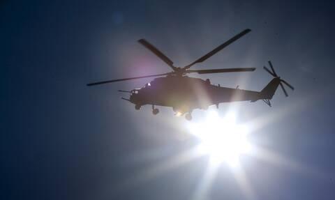 Αρμενία: Ρωσικό ελικόπτερο καταρρίφθηκε από πυρά αεράμυνας - Δύο νεκροί