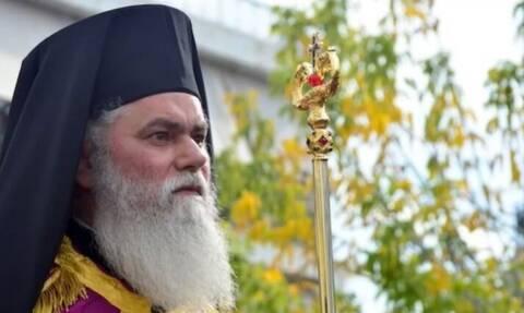 Κορονοϊός: Θετικός στον ιό ο Μητροπολίτης Αιγιαλείας και Καλαβρύτων Ιερώνυμος