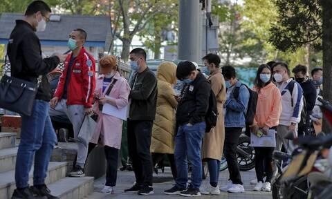 Κορονοϊός στην Κίνα: 22 κρούσματα σε 24 ώρες