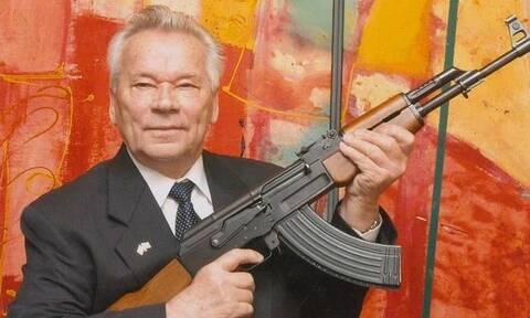 Μιχαήλ Καλάσνικοφ: Ο σχεδιαστής του πιο δημοφιλούς όπλου στον κόσμο (videos)