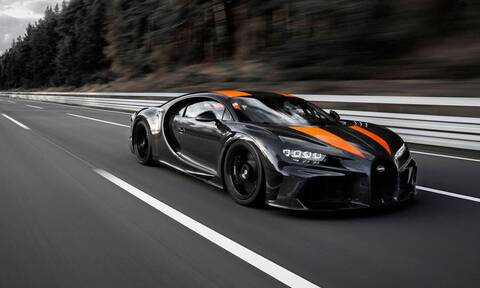 Αυτά είναι τα πιο γρήγορα αυτοκίνητα του κόσμου