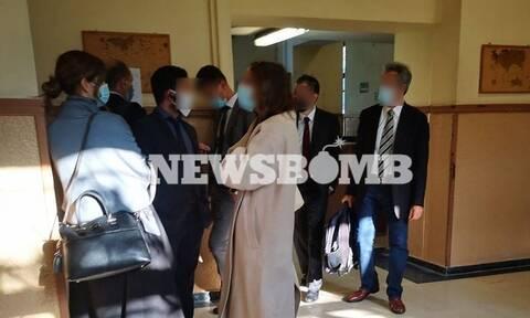 Lockdown: Εικόνες συνωστισμού στα δικαστήρια – Ανησυχία για την διασπορά του κορονοϊού
