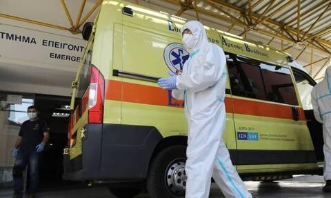 Κορoνοϊός: «Κόλαση» στην Ελλάδα με οκτώ νεκρούς μέσα σε λίγες ώρες