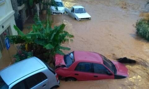 Κακοκαιρία – Δήμαρχος Χερσονήσου στο Newsbomb.gr: Η κατάσταση είναι τραγική – Τεράστια καταστροφή