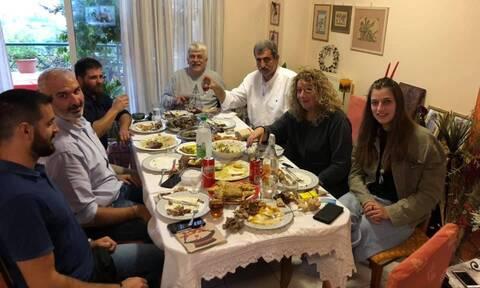 Αμηχανία στον ΣΥΡΙΖΑ για τα τραπεζώματα του Πολάκη