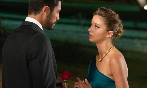 Είδες το Instagram της Μαρίνας που αρνήθηκε το τριαντάφυλλο του Bachelor