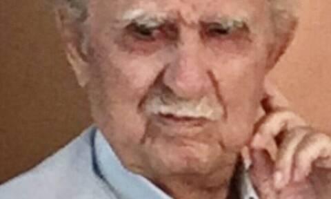 Κρήτη: Πέθανε ο Στέλιος Χαλκιαδάκης