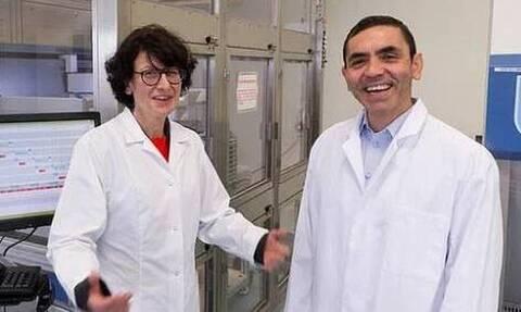 Κορονοϊός: Το ζευγάρι πίσω από το εμβόλιο – Ο λόγος που τους χαρακτηρίζουν «dream team»