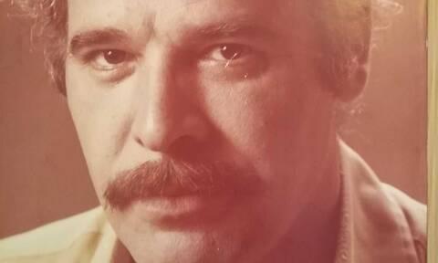 Πέθανε ο ηθοποιός Χρήστος Ζορμπάς