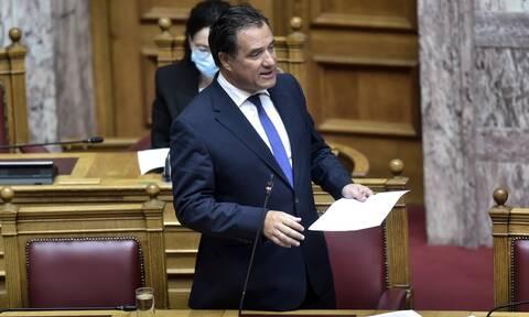 Άδωνις Γεωργιάδης στο Newsbomb.gr: Στόχος μας είναι να ανοίξει η αγορά στις γιορτές