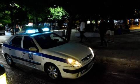 Lockdown - Θεσσαλονίκη: Έλεγχοι αστυνομίας στην πλατεία Ευόσμου για συγχρωτισμό